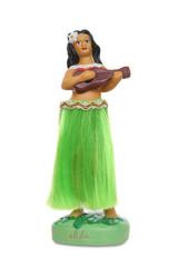 Woman Statue Hula Dancer