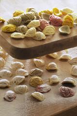Orecchiette fatte in casa - Puglia