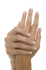 Aluminium Prints Manicure Maniküre