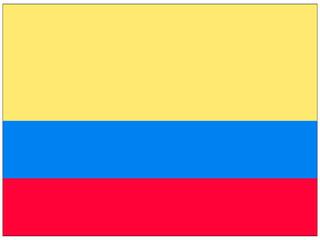 Fahne: Ecuador/ flag: Ecuador