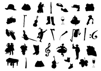 folklore icons