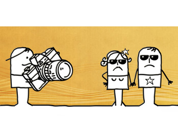 paparazzi & célébrités