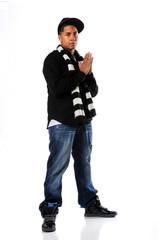 Hip Hop Man Posing