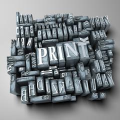 letter print maj2