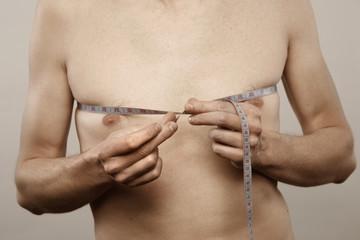 man be measured his torso
