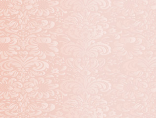 imprimé rose