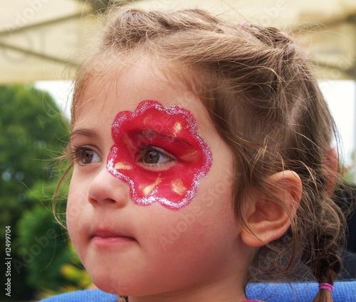 Peinture sur visage d 39 enfant photo libre de droits sur la banque d 39 images image - Peinture sur visage ...