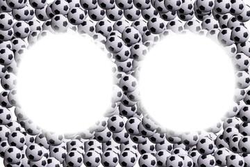 cadre foot-ball