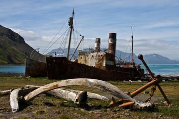 Alte Walfänger
