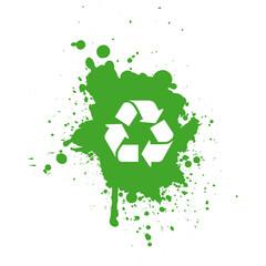 grunge recycling