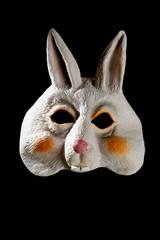 bunny rabbit funny mask