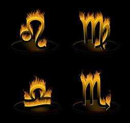 hot zodiac, part 2