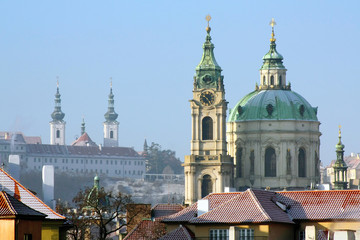 Winter Prague
