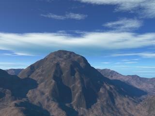 Braunes Gebirge