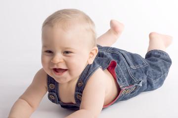 Eight month beautiful baby boy