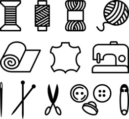 Sewing/Tailor Elements