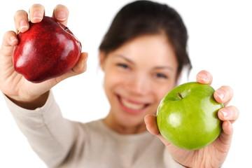 Leinwandbilder - Apples