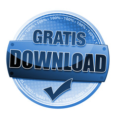 Gratis Download Button