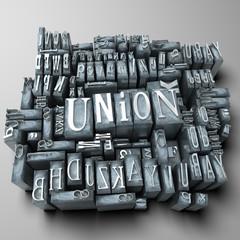 letter union 01
