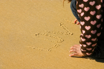 love sur le sable