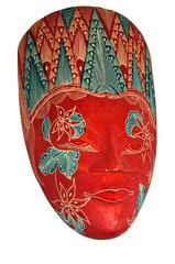 malaysian mask left face