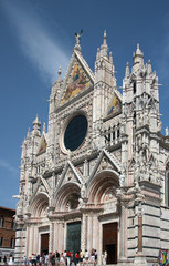 Cathedral of Siena facade