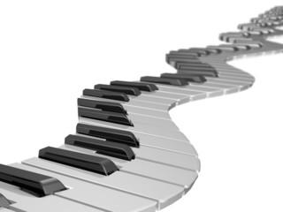 keyboard wave