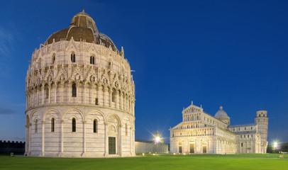 Campo dei Miracoli, Pisa, Italia
