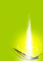 Zen - Vert