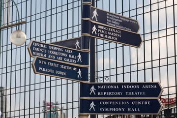 Birmingham, city, großbrittanien, uk, B ham, GB