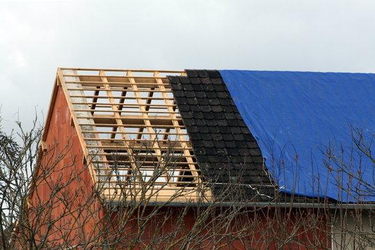 construction d'une extension