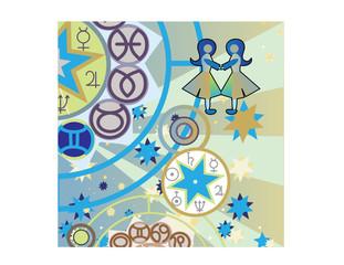 gemini - air zodiac sign