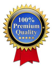 100% Premium Quality