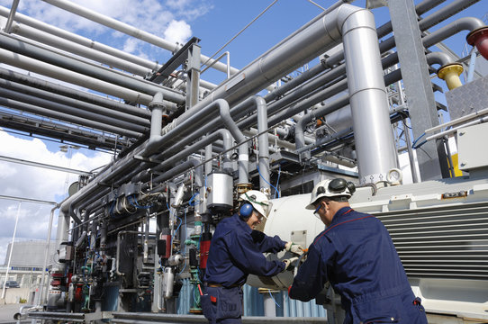 pipelines, fuel and engineers