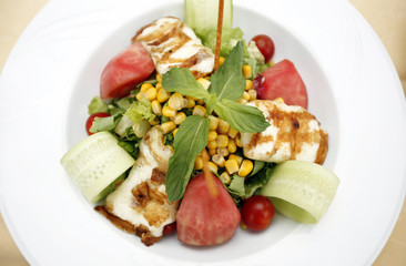 Fresh Cheese Salad