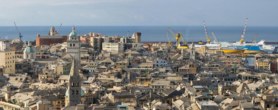 Genova, la città vecchia