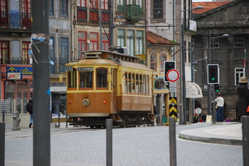 Tram Oporto