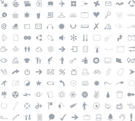 132 Icons for Design