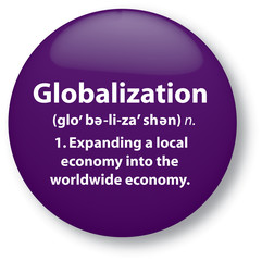 Globalization Definition Icon