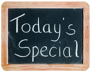 """""""Today's Special"""""""