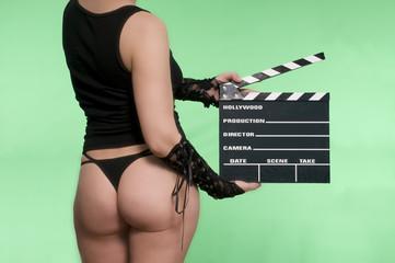 Sexy Movie Clapper