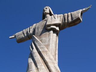 Christusstatue auf Madeira