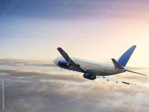 Fotobehang Big aircraft