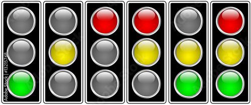 ampel rot gelb gr n stockfotos und lizenzfreie bilder auf bild 13215768. Black Bedroom Furniture Sets. Home Design Ideas