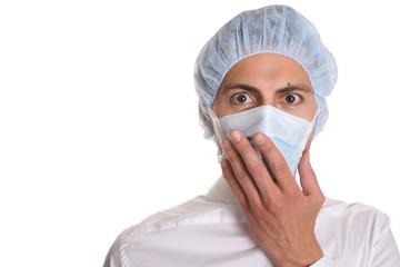 doctor - in shock