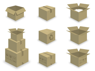 icônes boîte 1