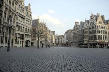 Stores à enrouleur Antwerp Antwerpen Marktplein
