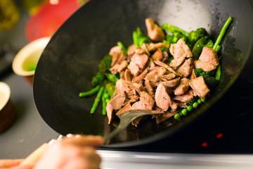 Cooking Wok