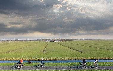 Actine Life - Biking in Holland