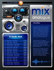 MP3 Player Brochure
